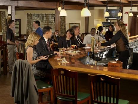 Desmond Hotel Bar