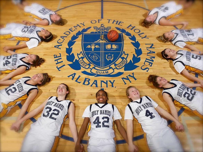 Holy Names Basketball