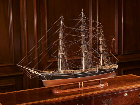 Scrimshaw Restaurant Ship