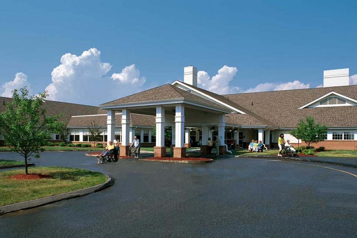 Evergreen Commons – Nursing Home