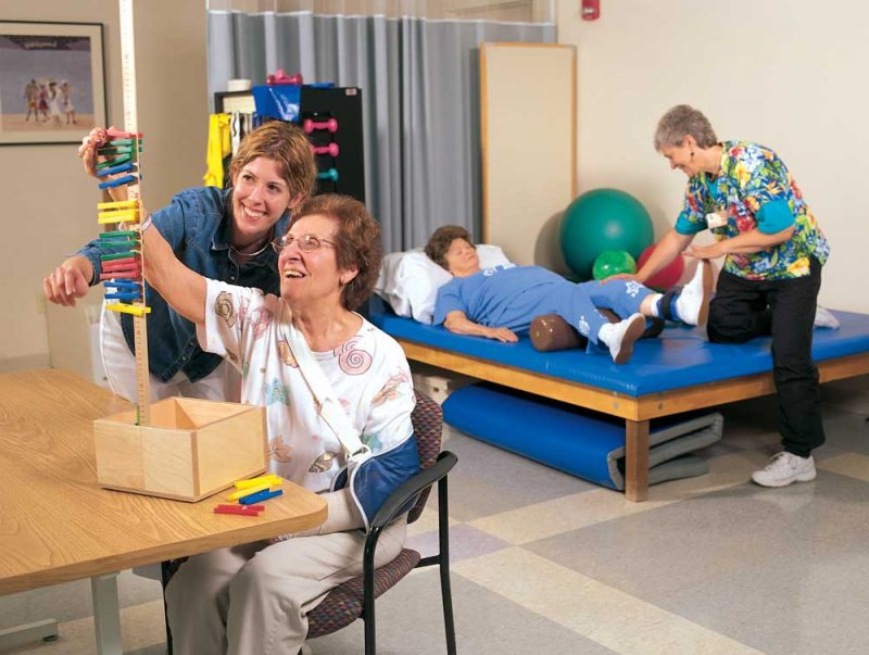 Evergreen Commons – Physical Therapy