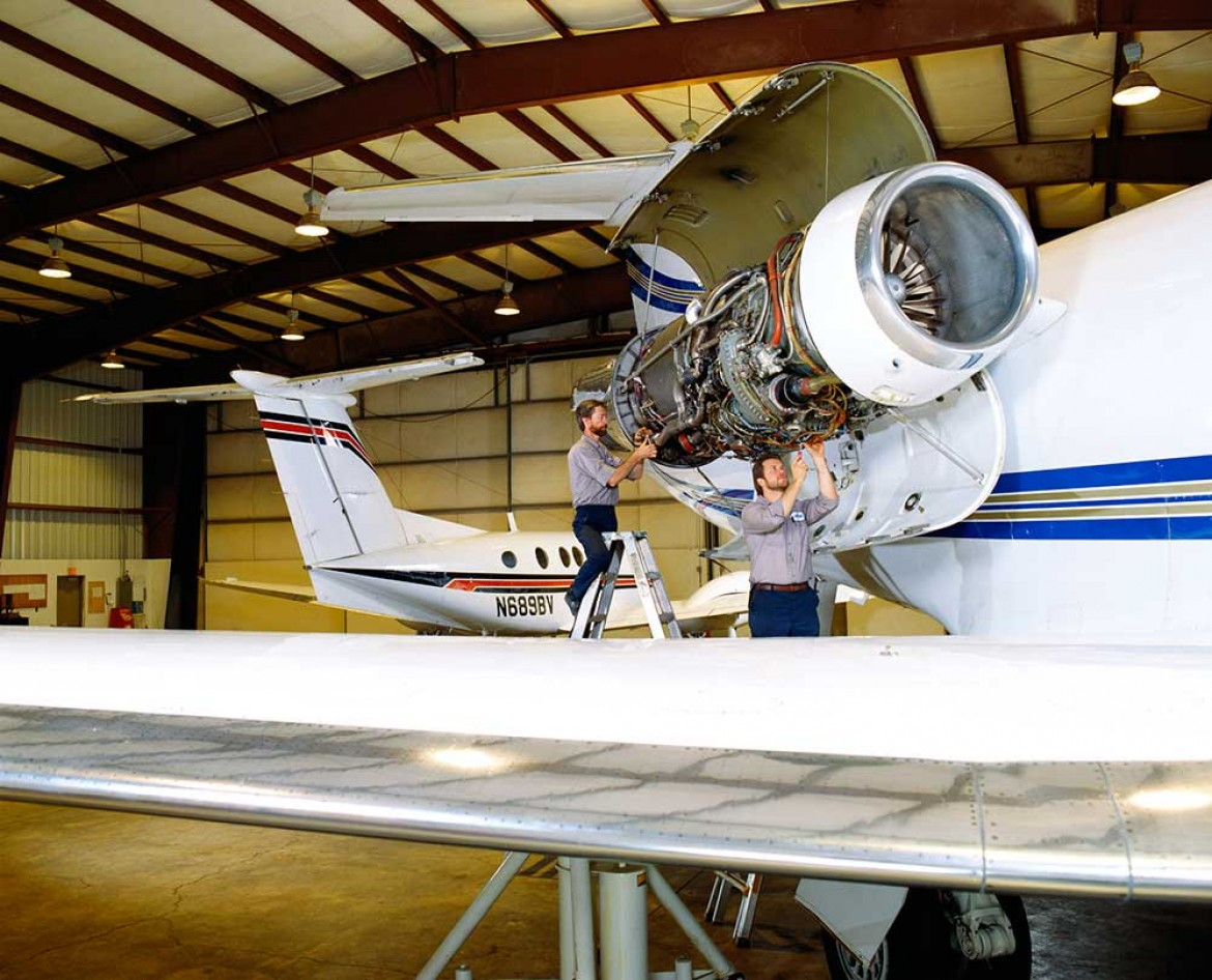 Richmor Aviation Jet Maintenance