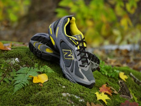 New Balance With Frog
