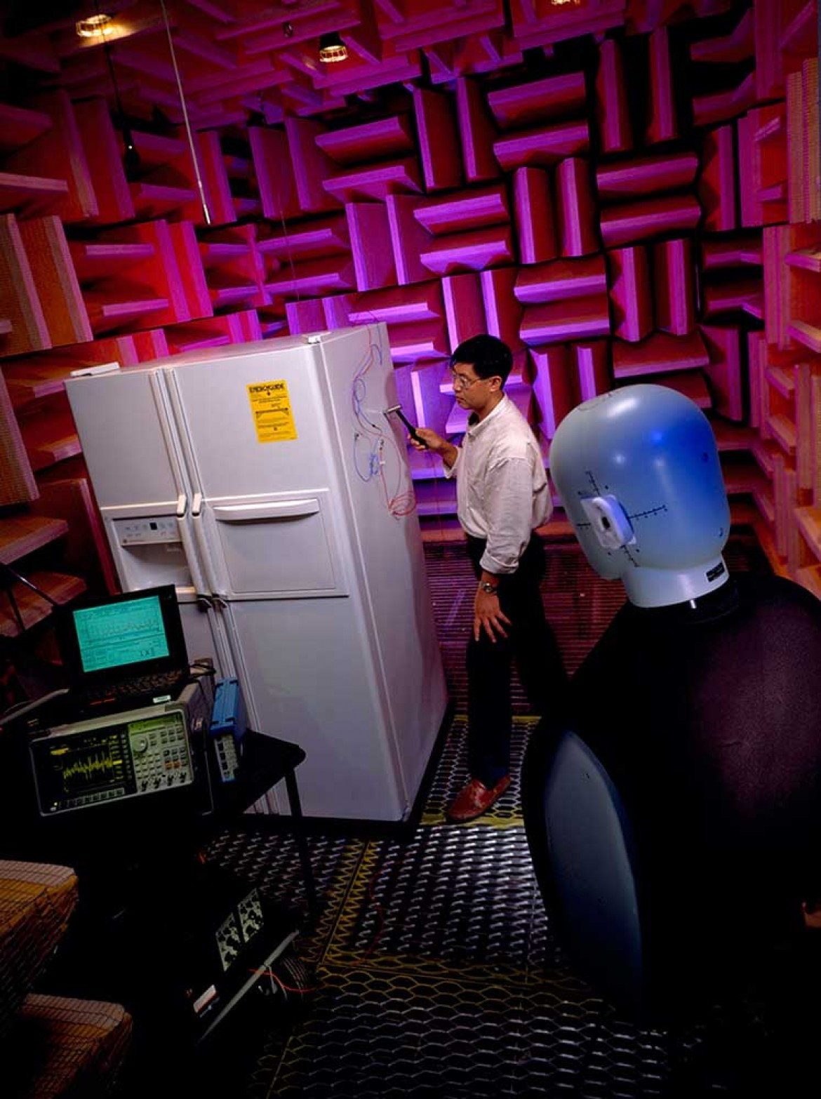 GE R&D Sound Lab